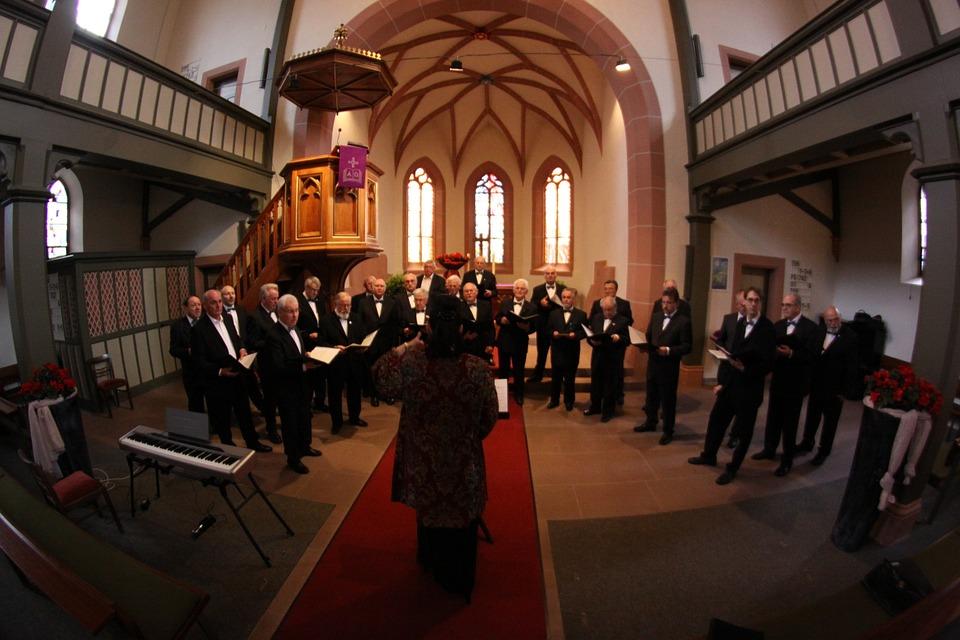 Organiser une chorale pour son mariage